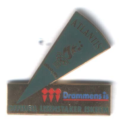 Atlanta 1996 Atlantis Drammens Is